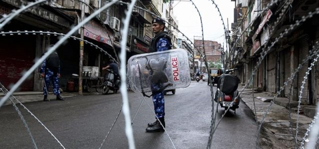 Is COVID-19 worsening the already fraught situation in Kashmir?