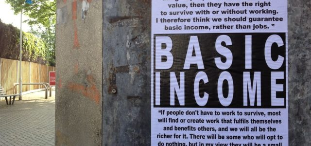 It's time to implement a basic income floor