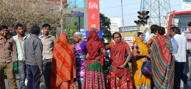 Locked out under Coronavirus lockdown – continuing exclusion of India's migrant workforce