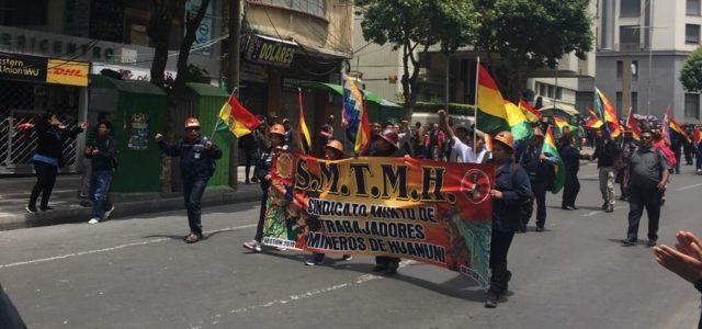 Covid-19 in Bolivia fuels political crisis