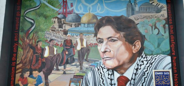 Waiting during lockdowns: Palestine and beyond
