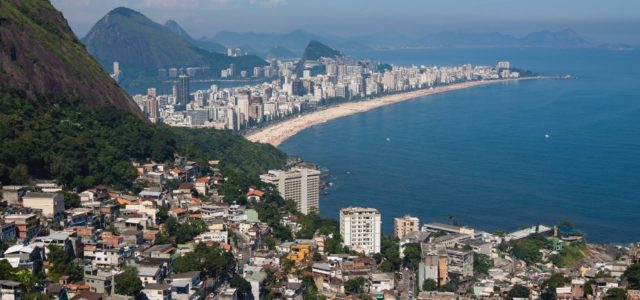 COVID in Rio: between prudent favelas and a genocide Republic