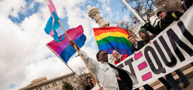 How are LGBTQ+ people faring during the COVID-19 pandemic?