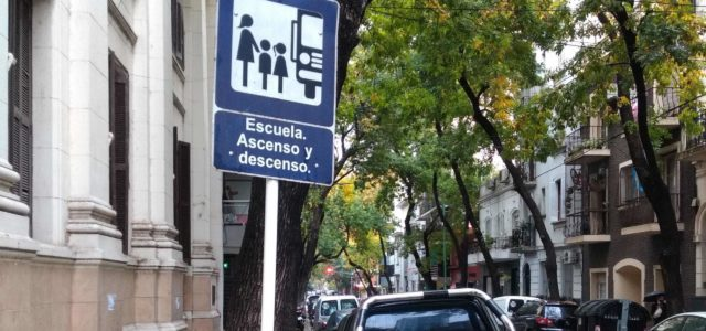 Impact of COVID-19 on secondary school teaching in Argentina