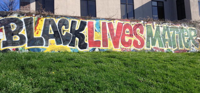 #WeStandinSolidarity: The Organisational Complexities of the Black Lives Matter Movement