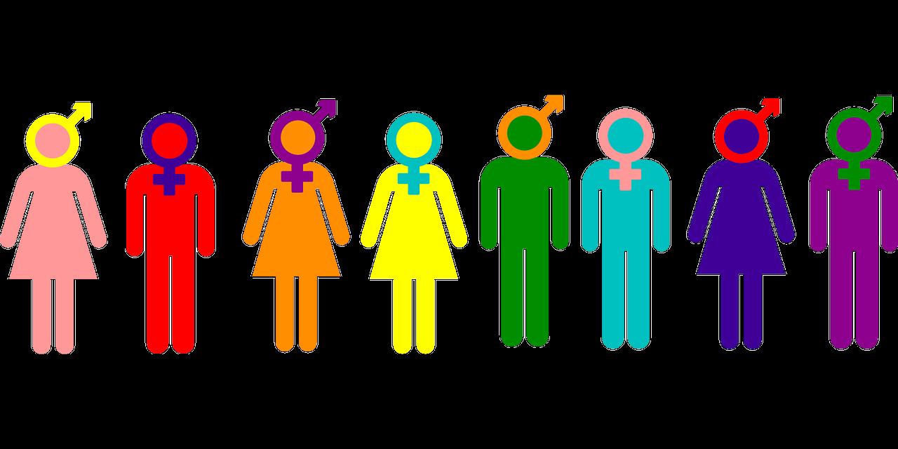 Gender sexuality vs Sex vs